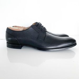 Hugo Boss Textured Derby Shoes